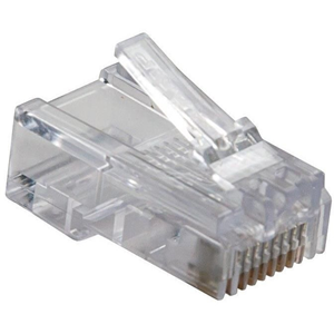 Connectix Nätverksanslutning - 1 Paket - 1 x RJ-45 Hane Nätverk