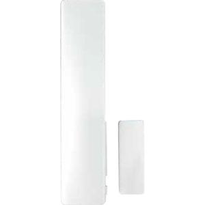 Honeywell Alpha Trådlös Magnetkontakter - 25 mm Gap - For Door, Window - Väggmonterad - Vit
