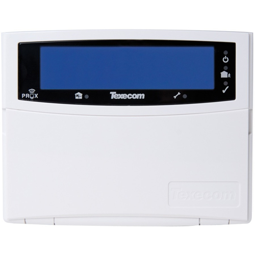 Texecom Premier Elite - För Kontrollpanel - Polymer