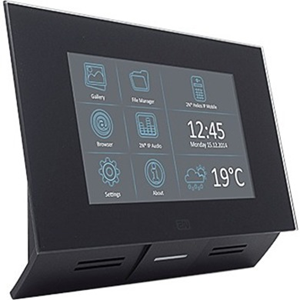 "2N Indoor Touch 17,8 cm (7"") - Pekskärm LCD - Full duplex"