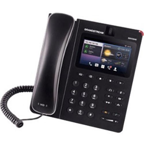 2N GXV3240 IP-telefon - Kabel - Går att montera på vägg - 6 x Total linje - VoIP - Högtalartelefon - 2 x Nätverk (RJ-45) - USB - PoE Ports - Färg - SIP, TCP, UDP, RTP, RTCP, ARP, ICMP, DHCP, PPPoE, NTP, STUN, ... Protocol(s)
