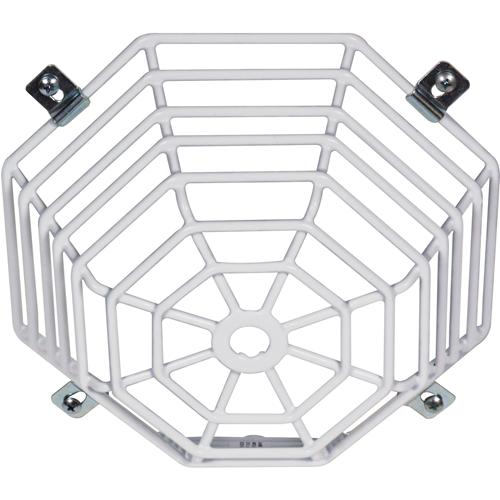 STI Steel Web Stopper STI-9601 Säkerhetsskydd för Rökvarnare - Rostfritt stål - Vit