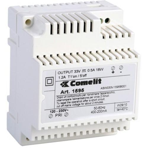 Comelit 1595 Egen strömförsörjning - 33 V DC Output Voltage