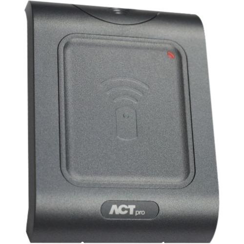 ACT ACTPRO 1040E - Door - Närheten - Wiegand - 12 V DC - Flush Mount