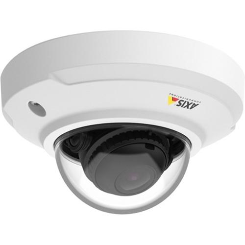 AXIS 2 Megapixel Nätverkskamera - Färg - MPEG-4 AVC, Motion JPEG, H.264 - 1920 x 1080 - 2,80 mm - Kabel - HDMI - Kupol