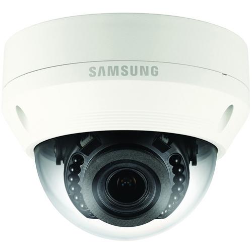Wisenet QNV-7080R 4 Megapixel Nätverkskamera - 1 Paket - MJPEG, H.264, H.265 - 2592 x 1520 - 4,3x Optical - CMOS
