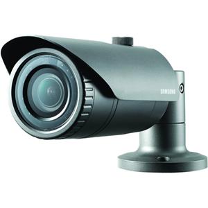 Hanwha WiseNet QNO-7080R 4 Megapixel - 1 Paket - Färg, Monokrom - Motion JPEG, H.264 - 2592 x 1520 - 2,80 mm - 12 mm - 4,3x Optical - CMOS - Kabel