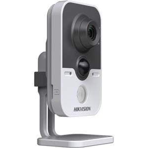Hikvision DS-2CD2442FWD-IW 4 Megapixel - Färg - 10 m Night Vision - Motion JPEG, H.264 - 2688 x 1520 - 2,80 mm - CMOS - Kabel, Trådlös - Kub
