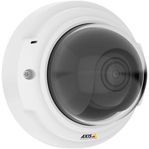 AXIS P3374-V Nätverkskamera - Färg - H.264, Motion JPEG - 1280 x 720 - 3 mm - 10 mm - 3,3x Optical - Kabel - Kupol