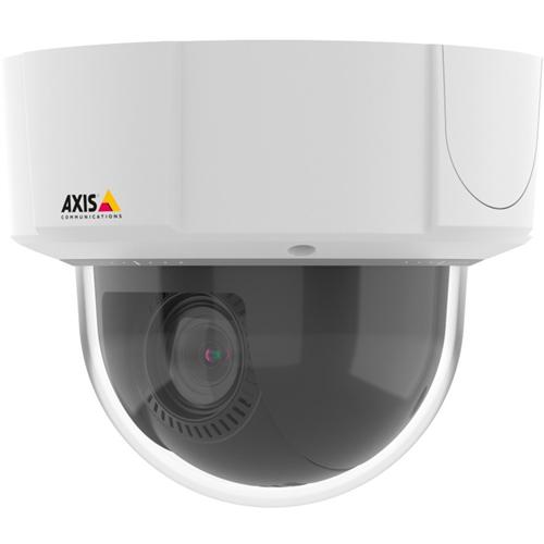 AXIS M5525-E Nätverkskamera - Kupol - MJPEG, H.264, MPEG-4 AVC - 1920 x 1080 - 10x Optical - CMOS - Väggmonterad, Takmonterad, Stångmontering