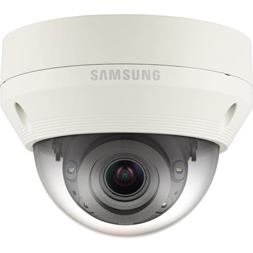 Hanwha Techwin WiseNet QNV-7080R 4 Megapixel - Monokrom, Färg - 30 m Night Vision - Motion JPEG, H.264 - 2688 x 1520 - 2,80 mm - 12 mm - 4,3x Optical - CMOS - Kabel - Väggmonterad, Stångmontering, Flush Mount