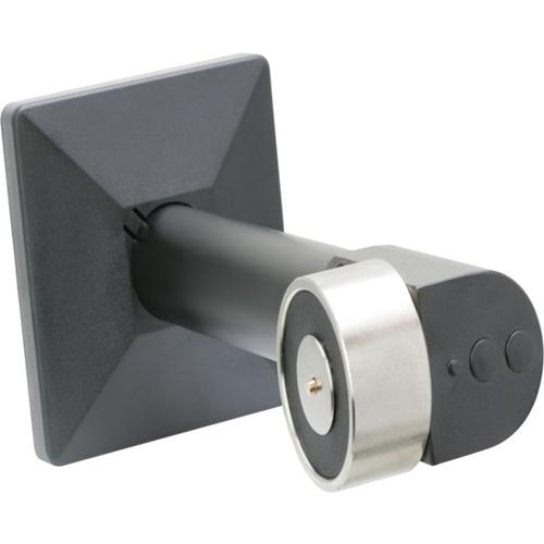 Eaton Dörrhållarmagnet - För golv- eller väggmontage - Stål, Aluminium - Svart