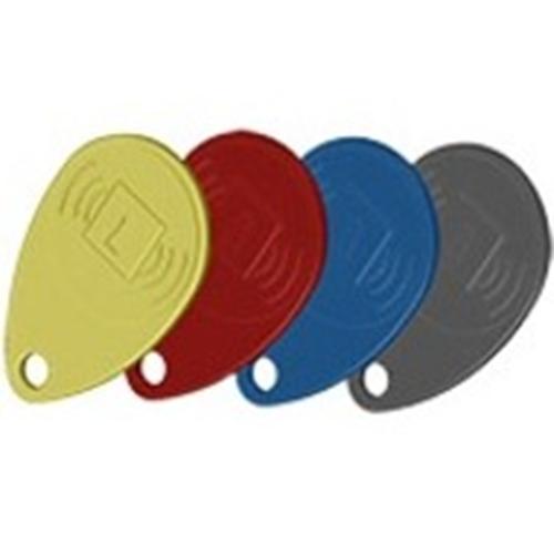 Honeywell - 4 - Svart, Röd, Gul, Blå