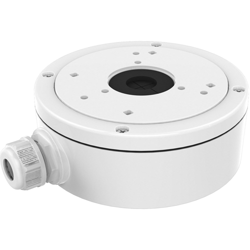 Hikvision DS-1280ZJ-S Mounting Box för Nätverkskamera - Vit - 4,50 kg Belastningskapacitet