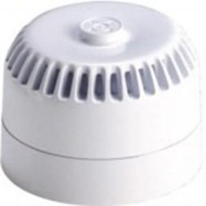 Eaton RoLP Säkerhetslarm - 28 V DC - 102 dB - Hörbar - Vit