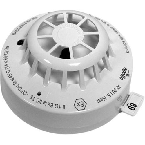 Apollo Temperatursensor - Vit - 20 °C till 60 °C - % Temperature Accuracy0 till 95%% Humidity Accuracy