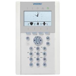Vanderbilt SPCK620.100 - För Kontrollpanel - Plast, Polycarbonate