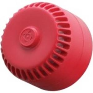 Eaton RoLP Säkerhetslarm - 28 V DC - 102 dB(A) - Hörbar - Röd