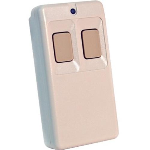 Inovonics EchoStream EE1235D - 2 Knappar - dubbeltryck - RF - 868 MHz - Halsbandsmodell