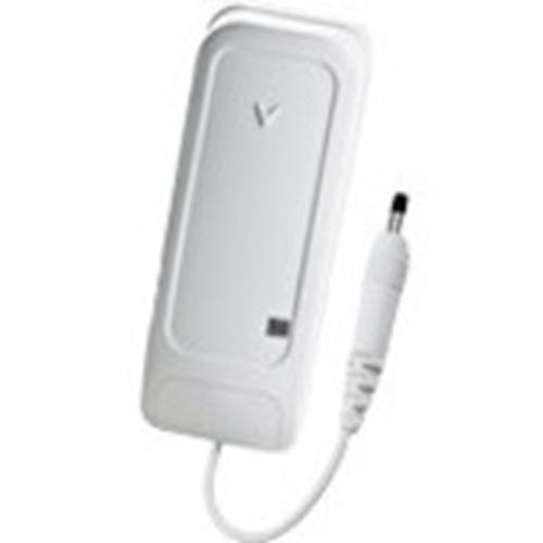 Visonic PowerG FLD-550 PG2 Sensor för vätskeläckor - Vit - Trådlös - 3 V DC - Vatten Detection - 8 År Batteri - Lithium (Li) - Väggmonterad för Indoor