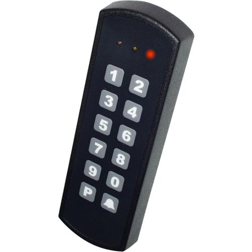 Key7 SA850-A20 - Door - 100 User(s) - Seriell - 24 V DC - Fristående