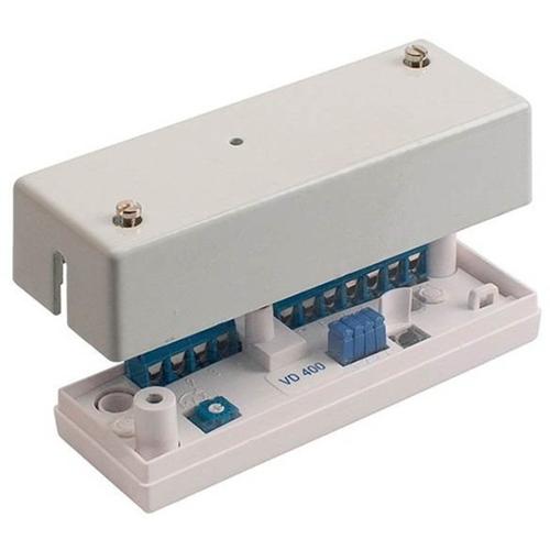 Alarmtech VD 400 Seismisk detektor - montering inom/utomhus på vägg med sabotageskyddad kapsling