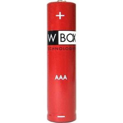 W Box Flerfunktions Batteri - AAA - Alkaline - 12 Pack