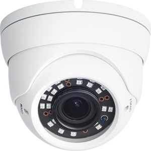 W Box WBXID28124MW 4 Megapixel - Monokrom, Färg - 30 m Night Vision - Motion JPEG, H.264 - 2592 x 1520 - 2,80 mm - 12 mm - 4,3x Optical - CMOS - Kabel