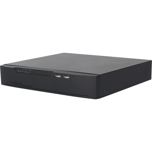 W Box WBXNV04P41S1T - 4 Channels - H.264, MPEG-4 Formats - 1 TB Hårddisk - 30 Fps - 1 Audio In - 1 Audio Out - 1 VGA Out - HDMI