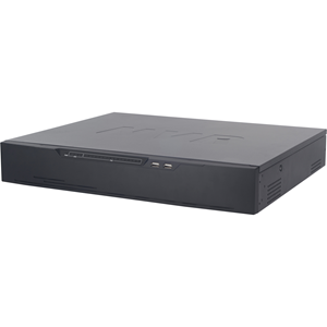 W Box WBXNV16P164S4T - 16 Channels - H.264, MPEG-4 Formats - 4 TB Hårddisk - 30 Fps - 1 Audio In - 1 Audio Out - 1 VGA Out - HDMI