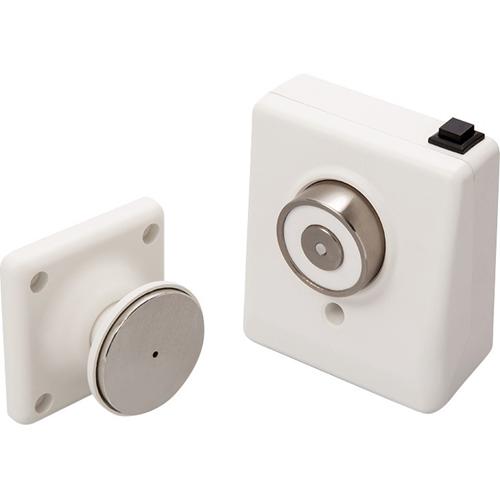 Magnet och ankare DRW-L komplett med stängningsknapp