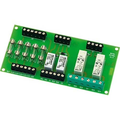 SATEL MP-1 - Reläkort MP-1 12 Vdc