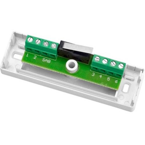 SATEL MZ-1 S - Kopplingsplint - Vit - Plast