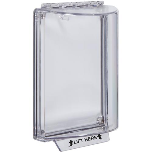 STI Universal Stopper Säkerhetsskydd - Indoor, Outdoor - Polycarbonate - Clear