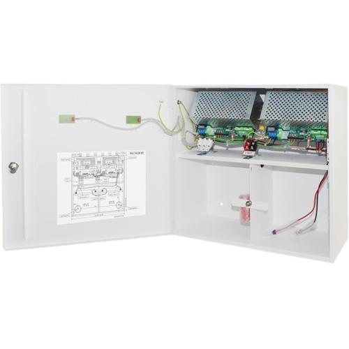 Alarmtech PSV 24100-40 Nätaggregat - 230 V AC Indata - 27,6 V DC Utdata