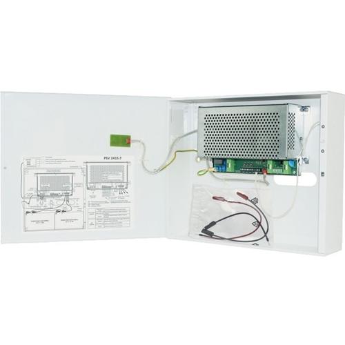 Alarmtech Nätaggregat - 230 V AC Indata - 27,6 V DC Utdata
