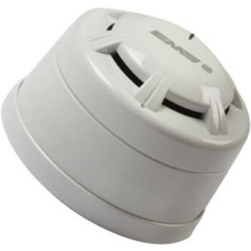 EMS Rökvarnare - Optisk - Trådlös - Fire Detection - Alkaline