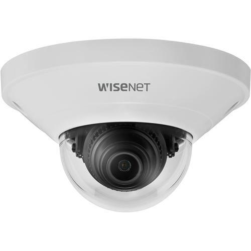Wisenet QND-8011 5 Megapixel Nätverkskamera - Kupol - MJPEG, H.264, H.265 - 2592 x 1944 - CMOS - Väggmonterad