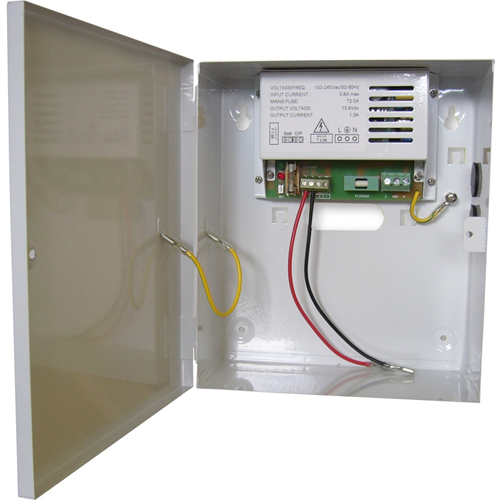 W Box WBXPSU1A12V Nätaggregat - Extern - 120 V AC, 230 V AC Indata
