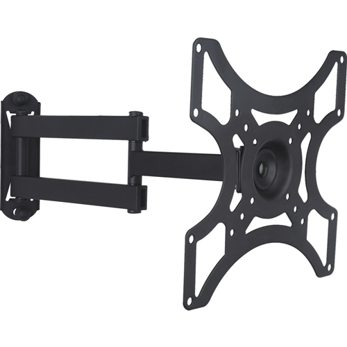 W Box Monteringskonsol för Monitor - Svart - 1 Display(s) Supported106,7 cm Skärmhållare - 25 kg Belastningskapacitet - 200 x 200 VESA Standard
