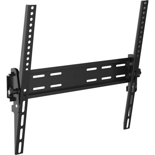 W Box Monteringskonsol för Monitor - Svart - 1 Display(s) Supported165,1 cm Skärmhållare - 50 kg Belastningskapacitet - 400 x 400 VESA Standard