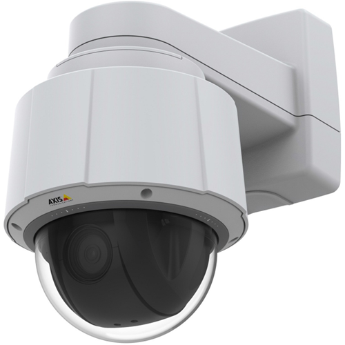 AXIS Q6075-E 50 Hz Nätverkskamera - Kupol - MJPEG - 1920 x 1080 - 40x Optical - CMOS - Väggmonterad, Stångmontering, Takmonterad