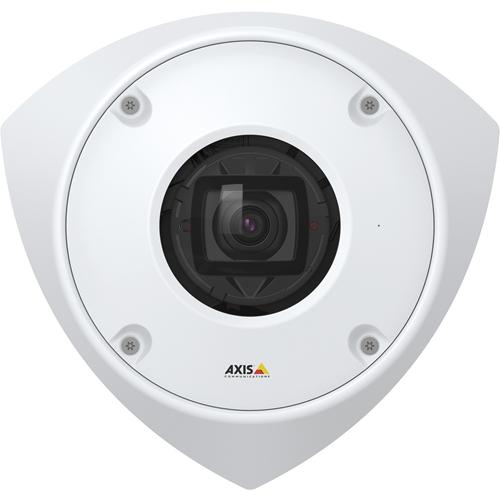 AXIS Q9216-SLV 4 Megapixel Nätverkskamera - Kupol - 15 m Night Vision - MJPEG, H.264, H.265 - 2304 x 1728 - HDMI