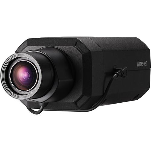 Hanwha Techwin WiseNet PNB-A9001 8 Megapixel Nätverkskamera - Box - H.264, MJPEG, H.265 - 3840 x 2160 - CMOS