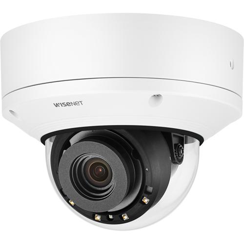 Hanwha Techwin WiseNet PND-A9081RV 8 Megapixel Nätverkskamera - Kupol - 30 m Night Vision - H.264, MJPEG, H.265 - 3840 x 2160 - 2,2x Optical - CMOS