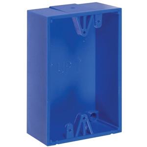 STI KIT-71100A-B Mounting Box - Blå