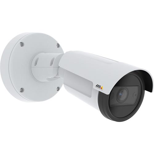 AXIS P1455-LE 2 Megapixel Nätverkskamera - Punkt - 40 m Night Vision - MJPEG - 1920 x 1080 - 3x Optical - Stångmontering
