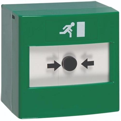 STI RP-GD2-11 Manuell samtalspunkt - Grön