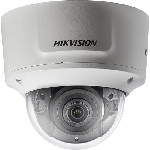 Hikvision EasyIP DS-2CD2785FWD-IZS 8 Megapixel Nätverkskamera - Kupol - 30 m Night Vision - H.265, H.264, MJPEG - 3840 x 2160 - 4,3x Optical - CMOS - Väggmonterad, Takmonterad, Stångmontering