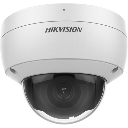 Hikvision AcuSense DS-2CD2146G2-ISU 4 Megapixel Nätverkskamera - Kupol - 30 m Night Vision - H.264, MJPEG, H.265 - 2592 x 1944 - CMOS - Väggmonterad, Stångmontering